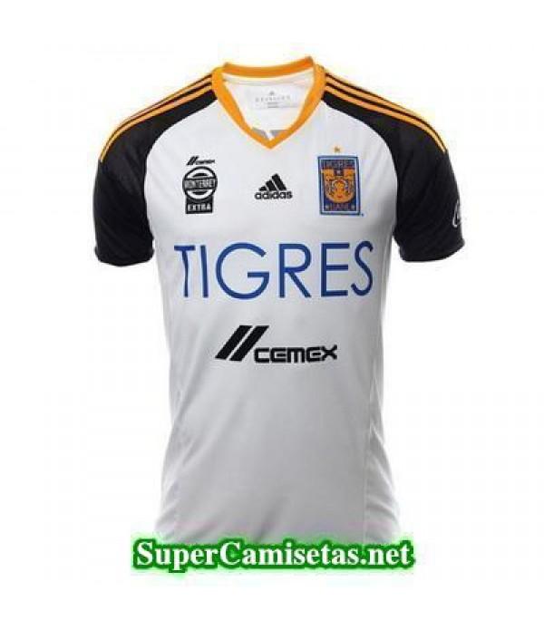 Tailandia Tercera Equipacion Camiseta Tigres UANL 2016/17
