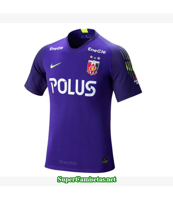 Tailandia Portero Equipacion Camiseta Urawa Red Diamonds 2019/20