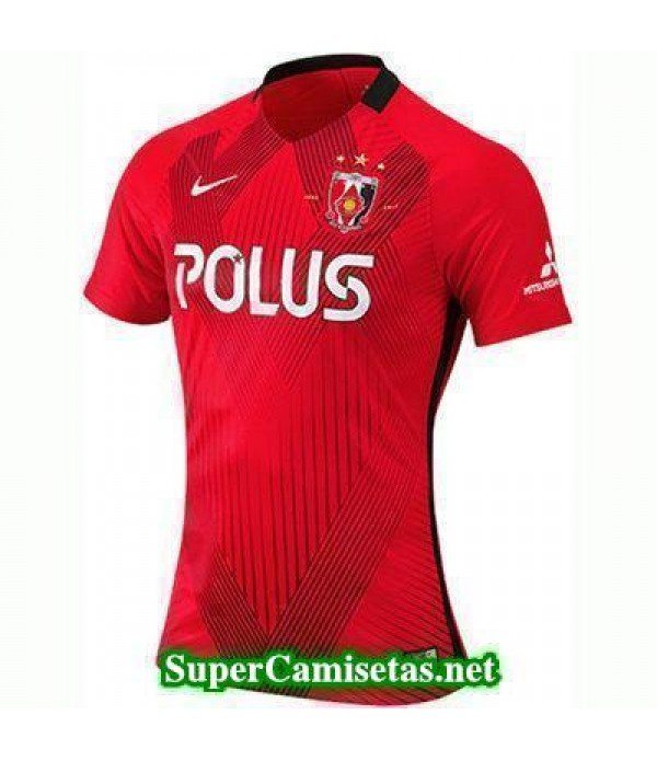 Tailandia Primera Equipacion Camiseta Urawa Red Diamonds 2017/18