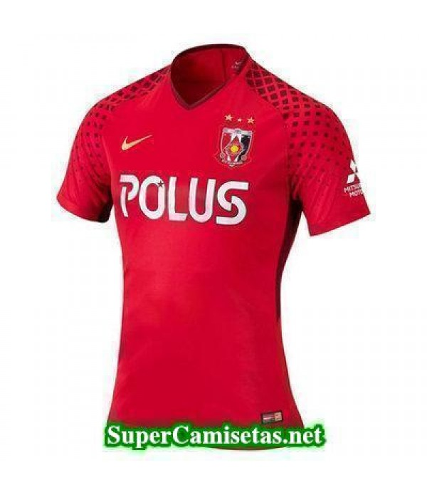 Tailandia Primera Equipacion Camiseta Urawa Red Diamonds 2018/19