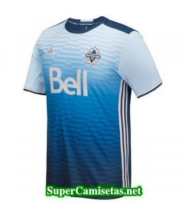 Segunda Equipacion Camiseta Vancouver 2015/16