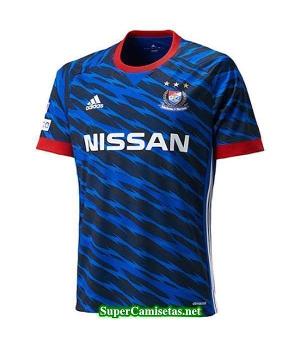 Tailandia Primera Equipacion Camiseta Yokohama F Marinos 2017/18