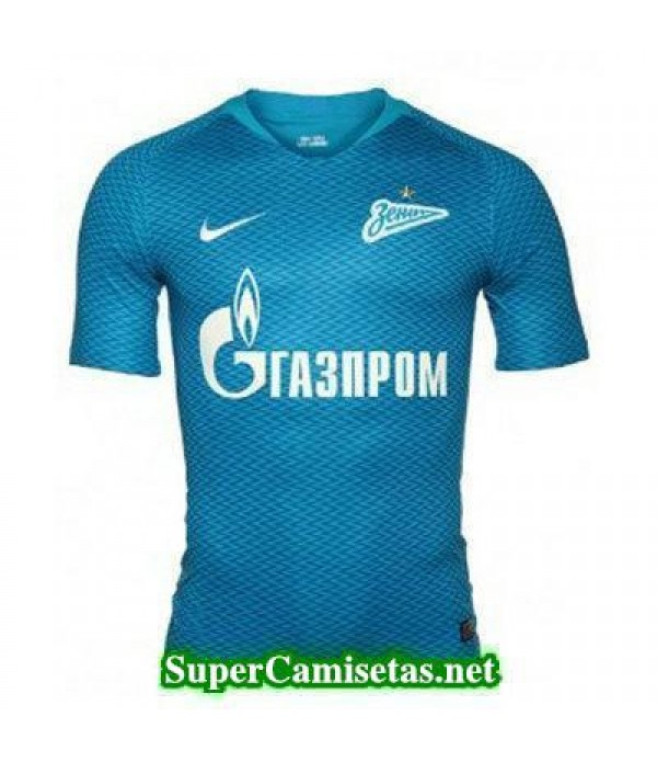 Tailandia Primera Equipacion Camiseta Zenit 2018/19
