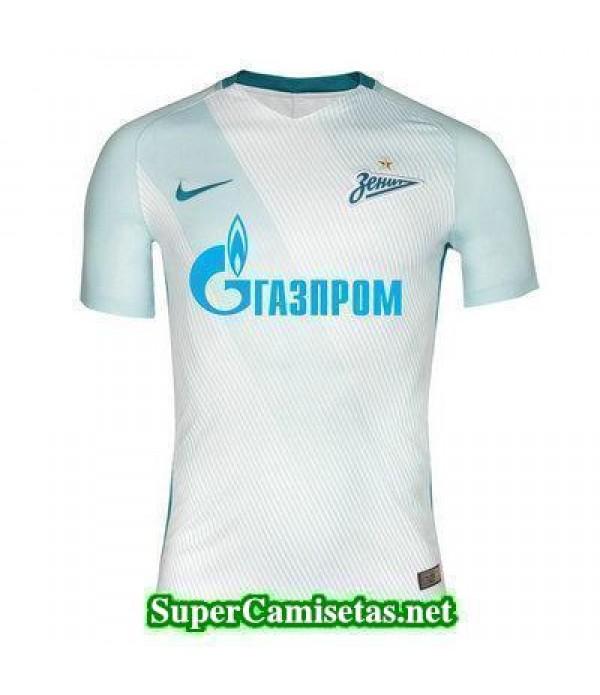 Tailandia Segunda Equipacion Camiseta Zenit 2017/18