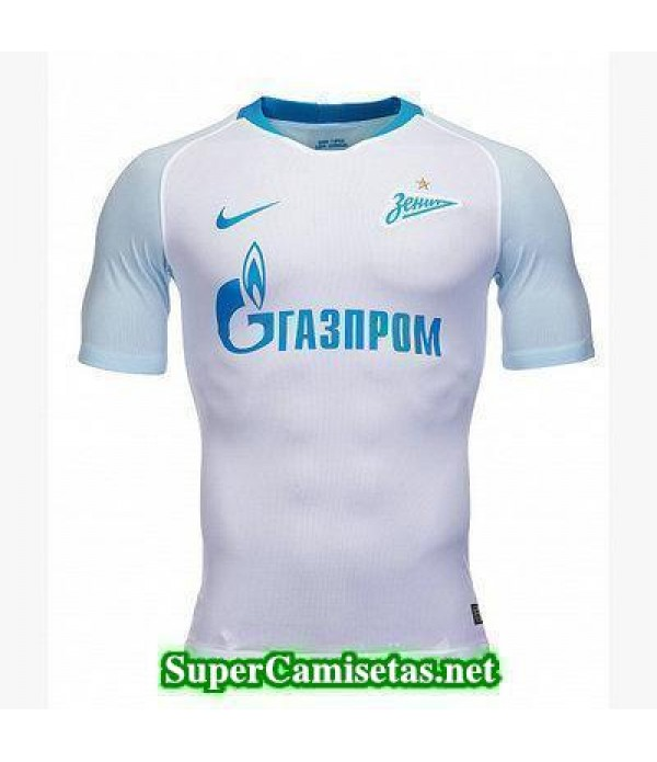 Tailandia Segunda Equipacion Camiseta Zenit 2018/19