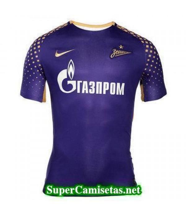 Tailandia Tercera Equipacion Camiseta Zenit 2017/18