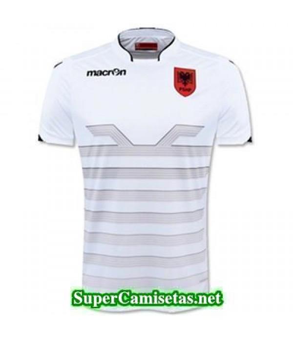 Tailandia Segunda Equipacion Camiseta Albania Eurocopa 2016