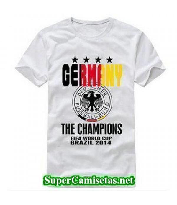 Camiseta Alemania Campeonato 2017