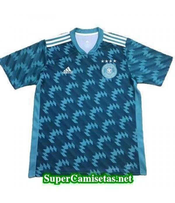 camiseta entrenamiento Alemania Azul 2017 2018