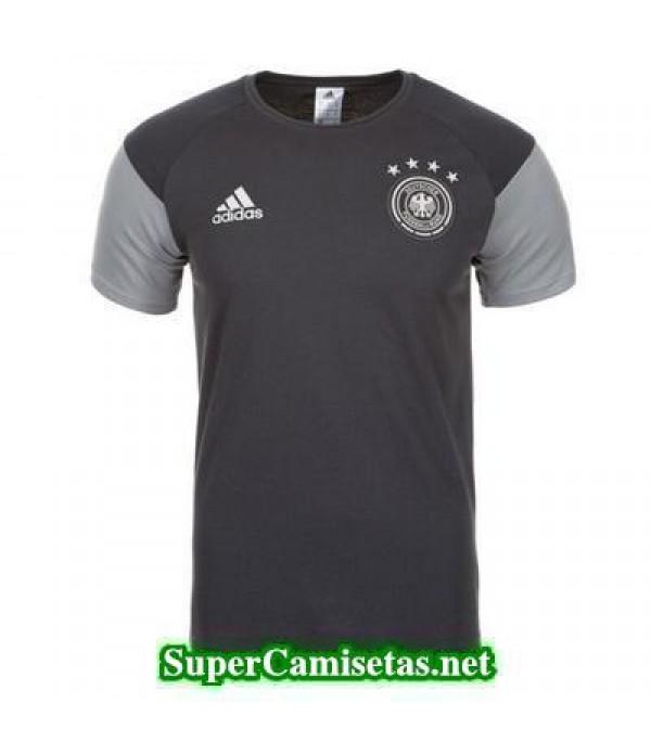 camiseta entrenamiento Alemania Grey 2016 2017