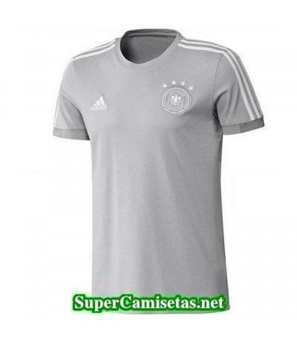 camiseta entrenamiento Alemania Gris 2018 2019