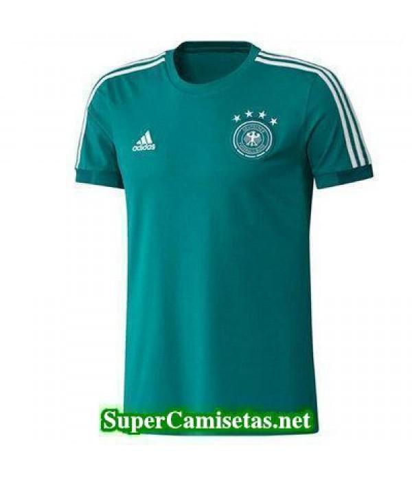 camiseta entrenamiento Alemania Verde 2018 2019