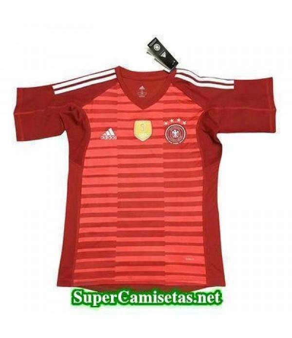 Portero Equipacion Camiseta Alemania Copa Mundial ...