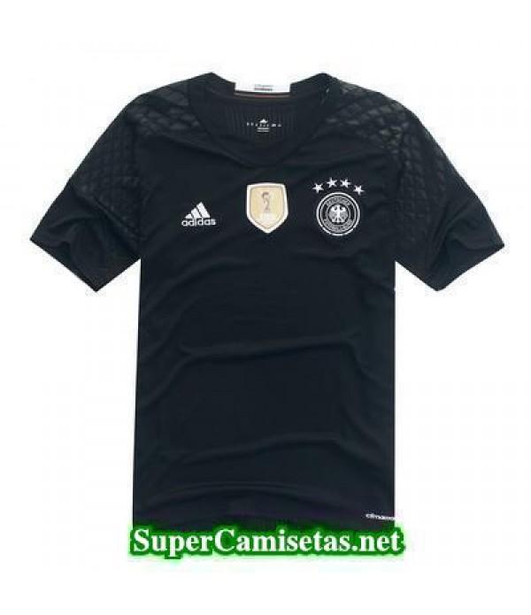 Portero Equipacion Camiseta Alemania Eurocopa 2016
