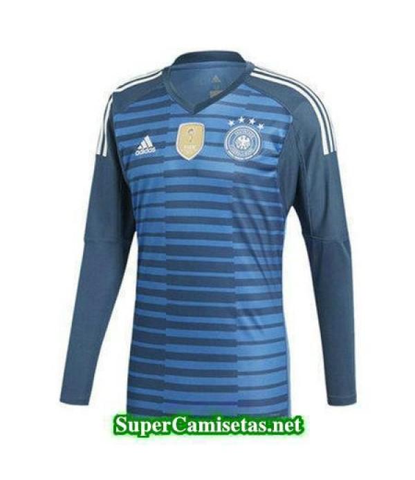 Portero Equipacion Camiseta Alemania ML Copa Mundi...