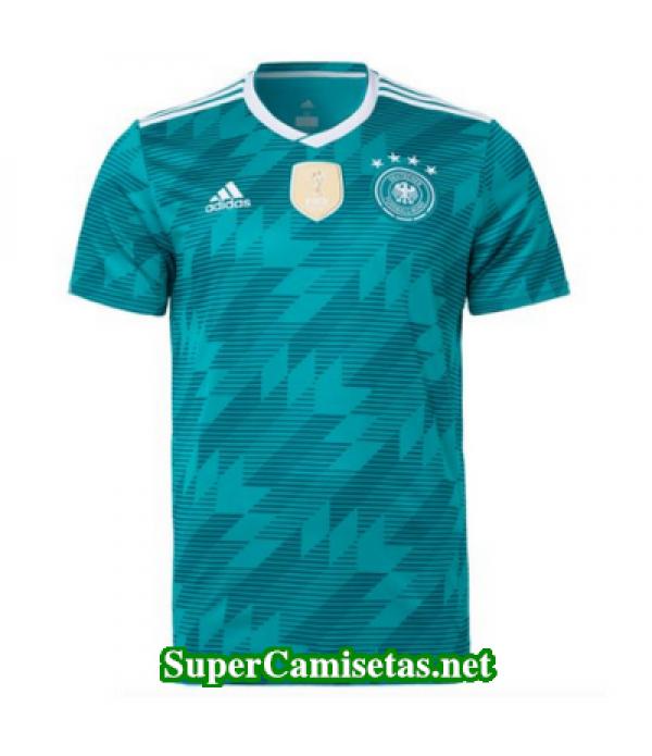 Segunda Equipacion Camiseta Alemania Copa Mundial ...