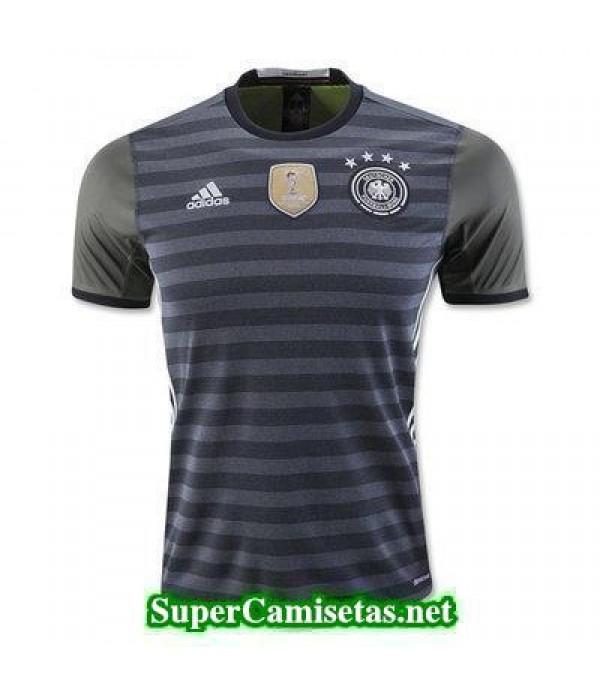Segunda Equipacion Camiseta Alemania Eurocopa 2016