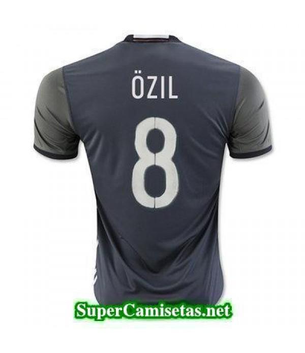 Segunda Equipacion Camiseta Alemania OZIL Eurocopa 2016