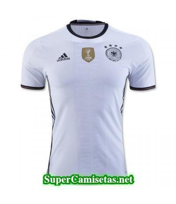 Tailandia Primera Equipacion Camiseta Alemania Eurocopa 2016