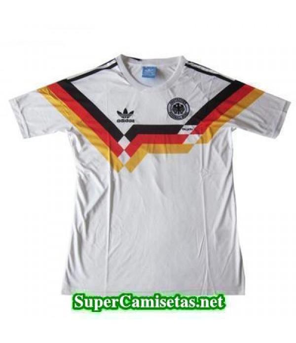 Tailandia Primera Equipacion Camiseta Alemania clasicas 1990