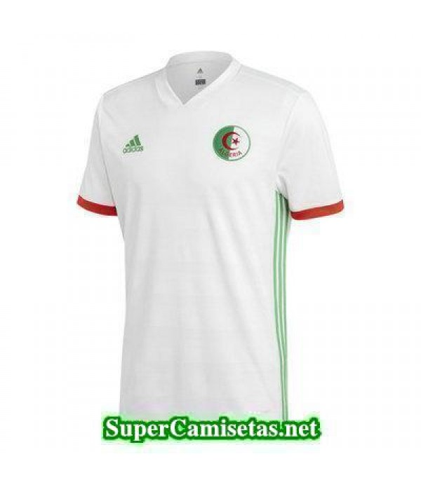 Primera Equipacion Camiseta Argelia Copa Mundial 2018
