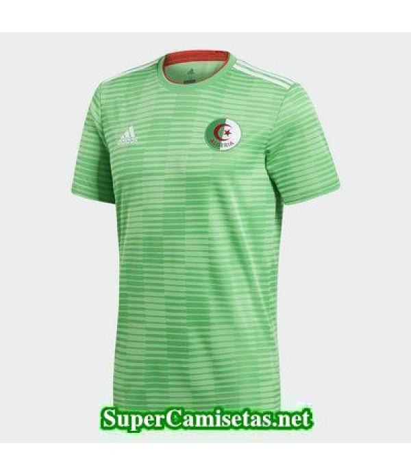 Segunda Equipacion Camiseta Argelia Copa Mundial 2018