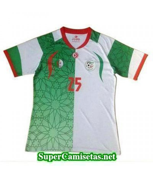 Tailandia Primera Equipacion Camiseta Argelia 2016/17