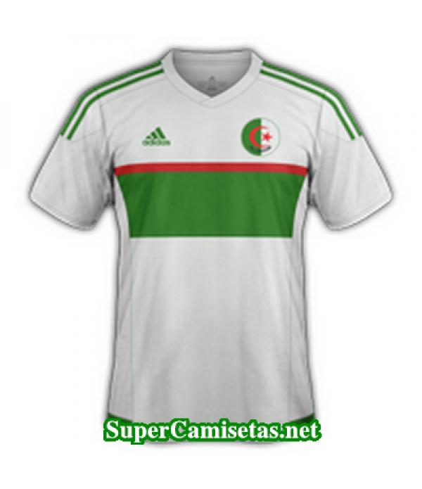 Tailandia Primera Equipacion Camiseta Argelia 2016