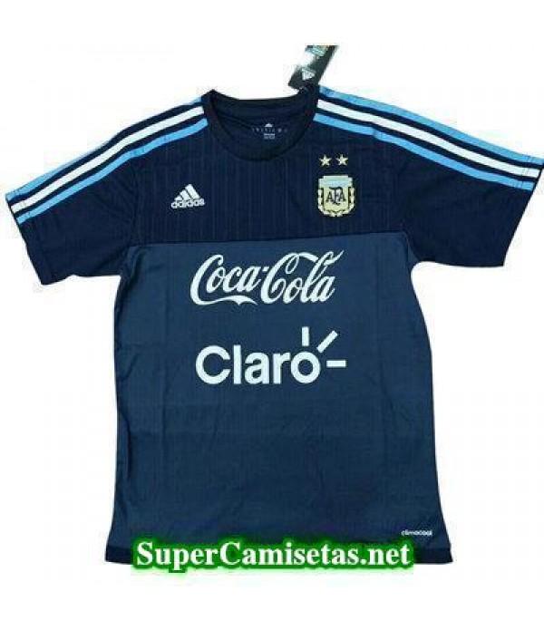 Camiseta entrenamiento Argentina Azul 2017 2018