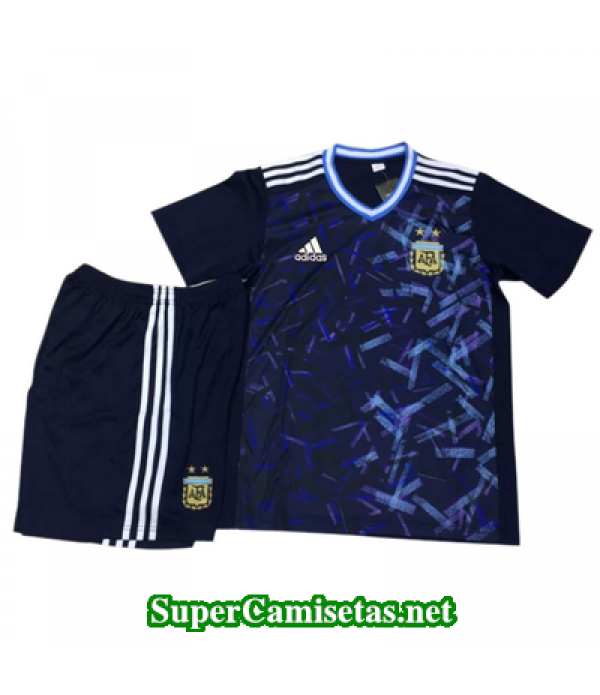 camiseta entrenamiento Argentina Azul oscuro 2017 ...