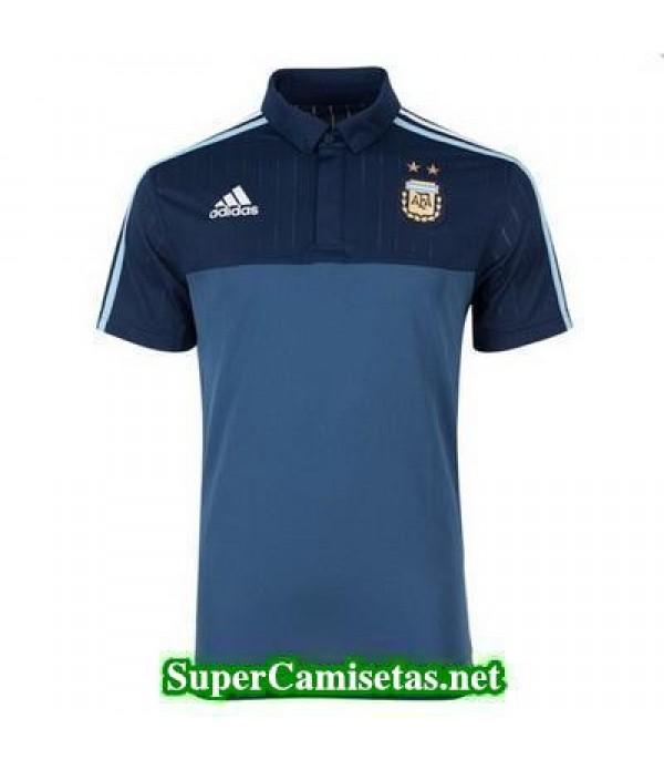 Camiseta polo Argentina Azul 2016 2017