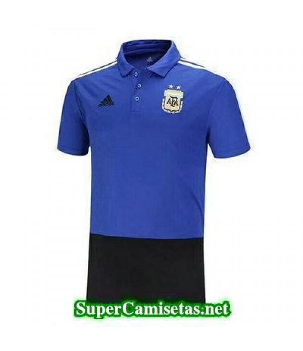 Camiseta polo Argentina Azul 2018 2019