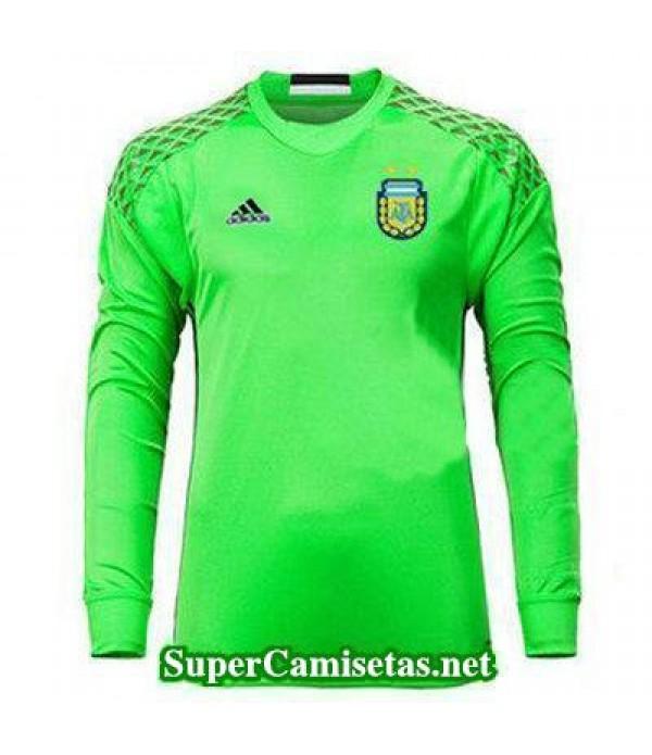 Portero Equipacion Camiseta Argentina ML 2016 2017