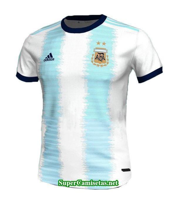 Primera Equipacion Camiseta Argentina 2019 2020