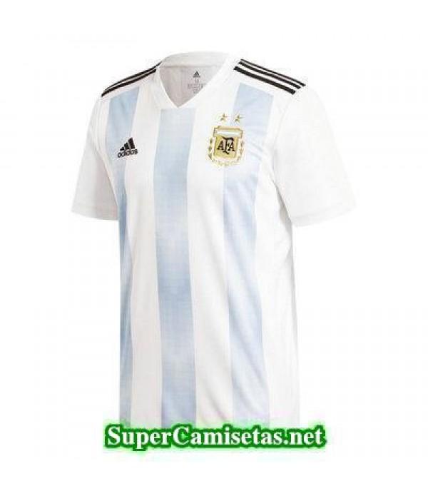 Primera Equipacion Camiseta Argentina Copa Mundial...