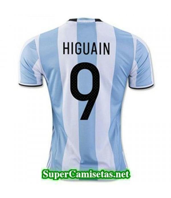 Primera Equipacion Camiseta Argentina HIGUAIN Copa...