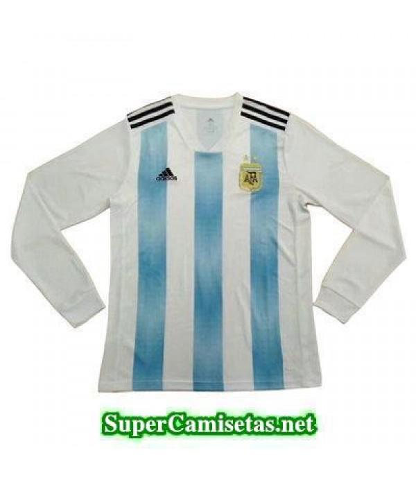 Primera Equipacion Camiseta Argentina ML Copa Mund...