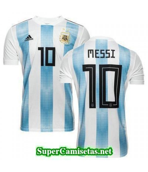 Primera Equipacion Camiseta Argentina Mujer Messi ...
