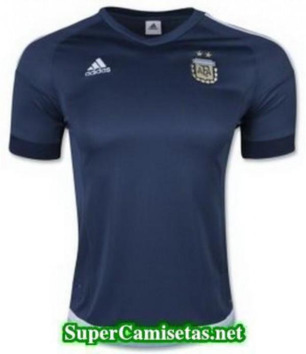 Segunda Equipacion Camiseta Argentina 2015/16