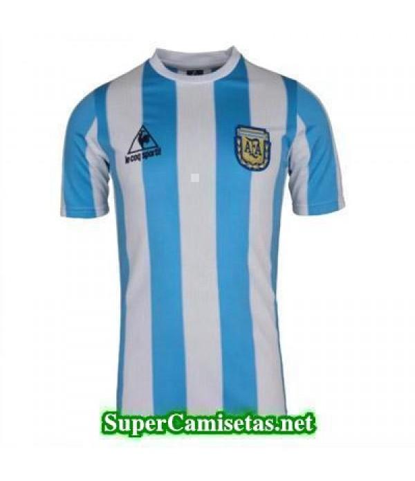 Tailandia Primera Equipacion Camiseta Argentina re...