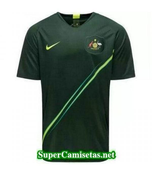 Segunda Equipacion Camiseta Australia 2018 2019