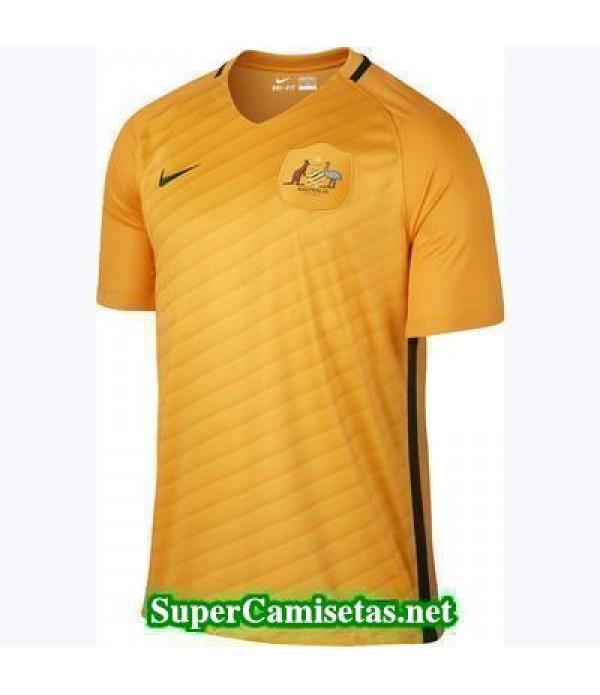 Tailandia Primera Equipacion Camiseta Australia 2016/17