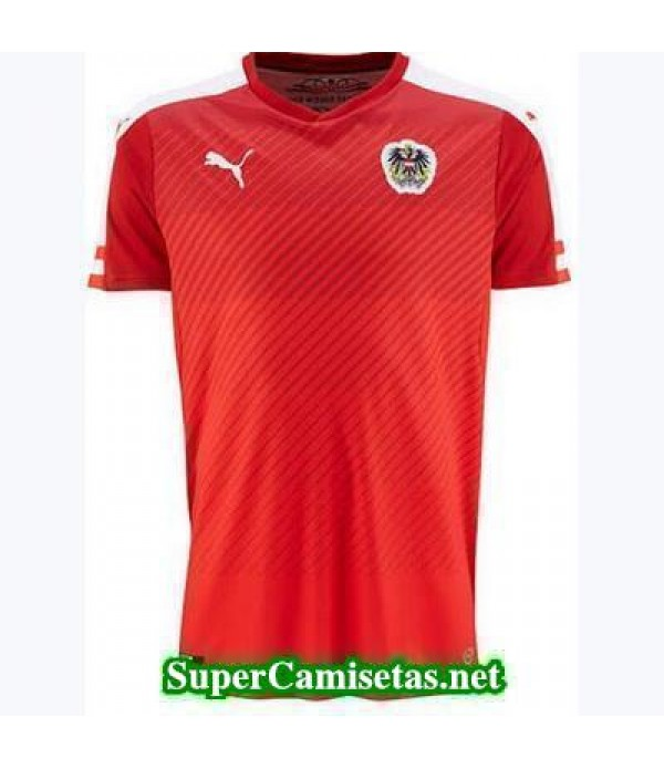 Primera Equipacion Camiseta Austria Eurocopa 2016