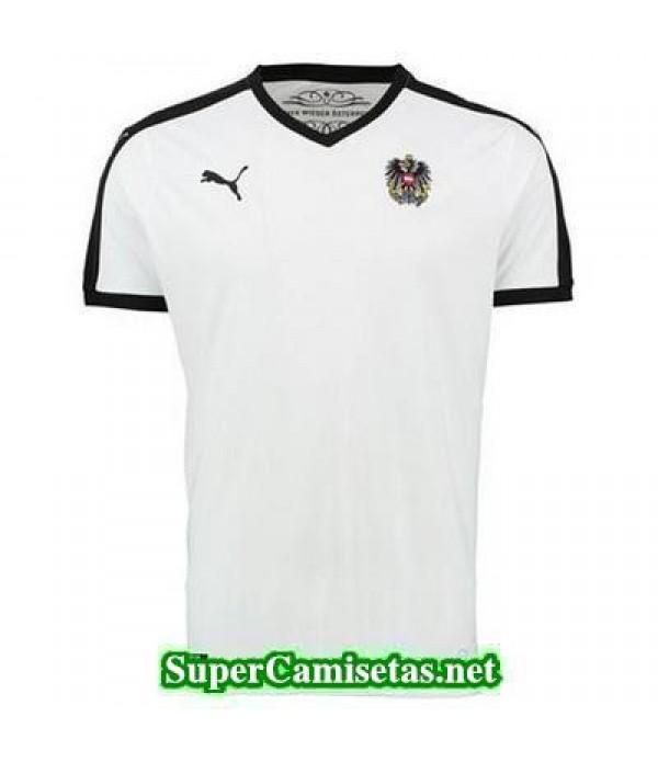 Segunda Equipacion Camiseta Austria Eurocopa 2016