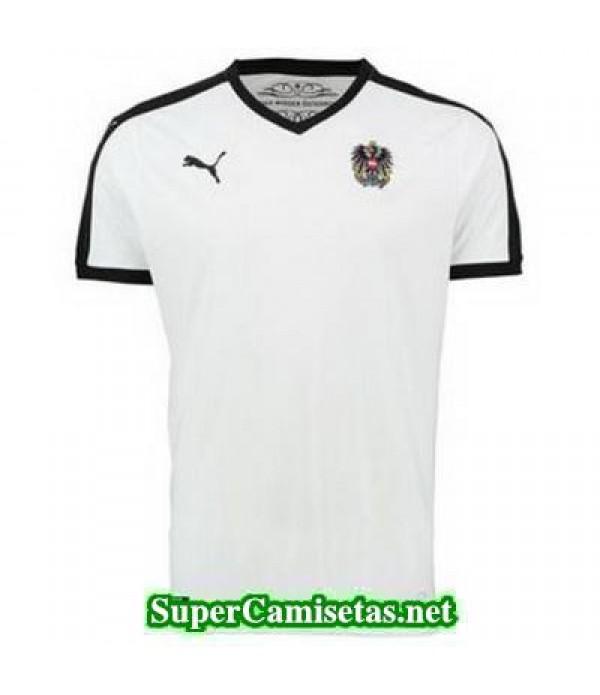 Tailandia Segunda Equipacion Camiseta Austria Eurocopa 2016