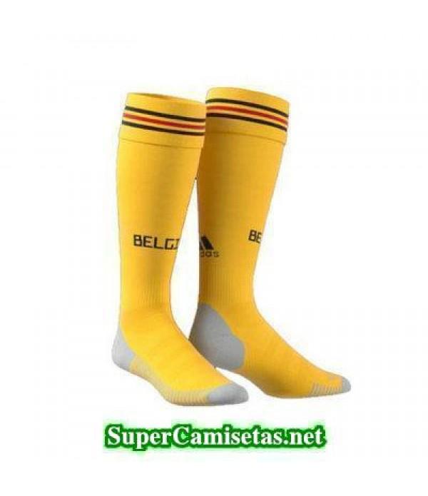 calcetines Belgica baratas Amarillo 2018 2019