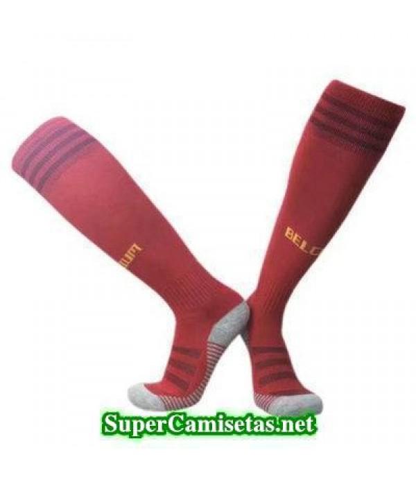 calcetines Belgica baratas Rojo 2018 2019