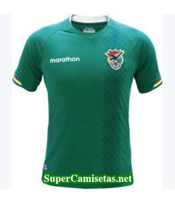 Primera Equipacion Camiseta Bolivia Copa America 2016