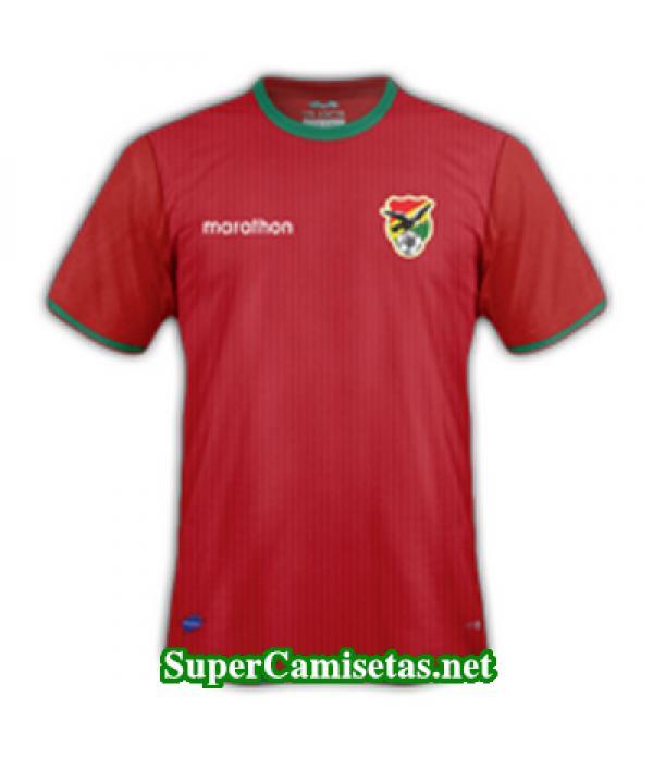 Segunda Equipacion Camiseta Bolivia Copa America 2016