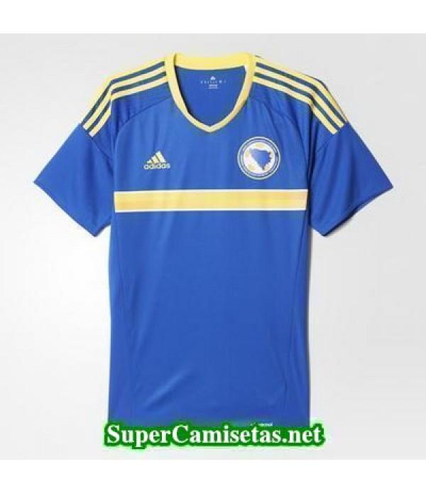 Primera Equipacion Camiseta Bosnia 2016/17